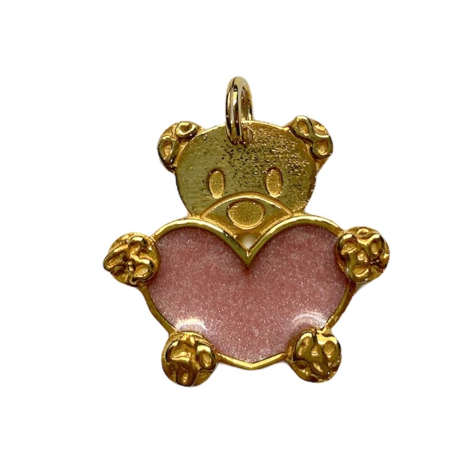 orsetto teddy criff rosa
