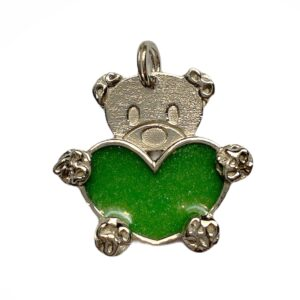 orsetto teddy criff verde