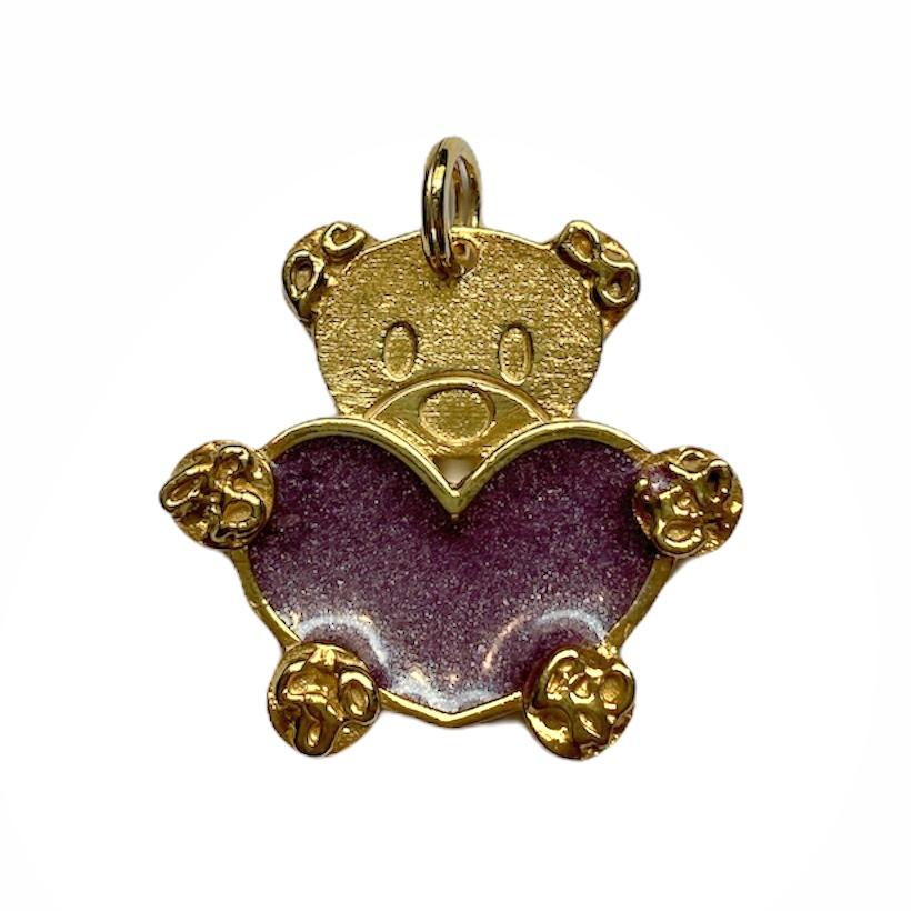 orsetto teddy criff viola